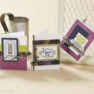 Card Making Kits by Close to my Hea..