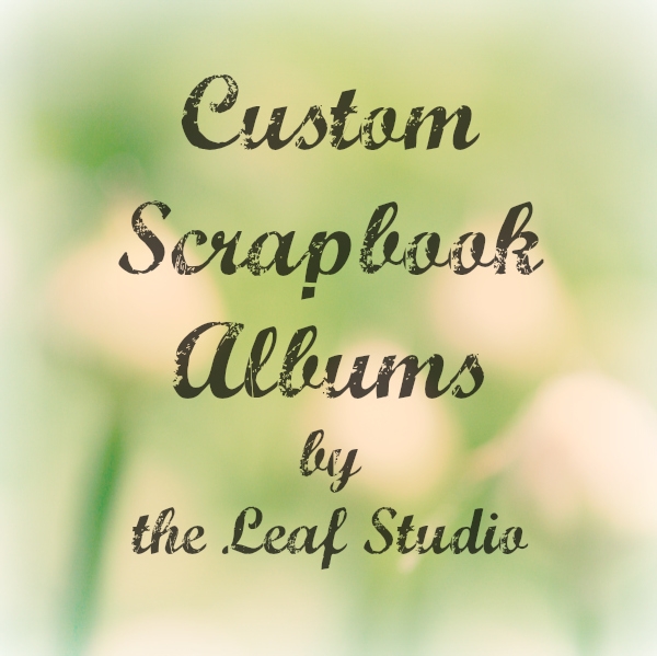 Custom 12x12 Scrapbook Album 20 Pages By The Leaf Studio Free