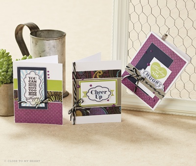 Card Making Kits by Close to my Heart (CTMH) - Laughing Lola